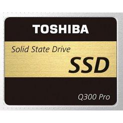 Фото SSD-диск Toshiba Q300 Pro 512GB 2.5'' (HDTSA51EZSTA)