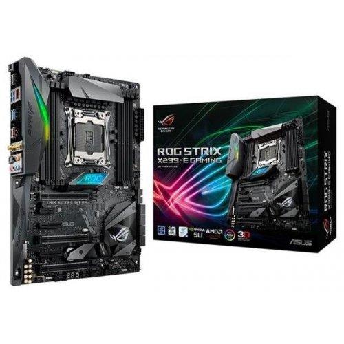 Купить Материнские платы, Asus ROG STRIX X299-E GAMING (s2066, Intel X299)