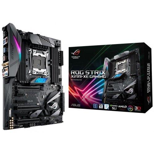 Купить Материнские платы, Asus ROG STRIX X299-XE GAMING (s2066, Intel X299)