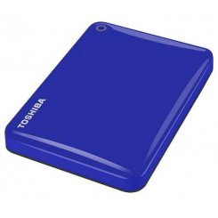 Фото Внешний HDD Toshiba Canvio Connect II 500GB (HDTC805EL3AA) Blue