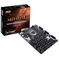 Фото Материнская плата Asus B250 MINING EXPERT (s1151, Intel B250)