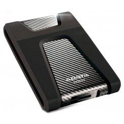 Фото Внешний HDD ADATA HD650 2TB USB 3.1 (AHD650-2TU3-CBK) Black