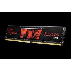 Фото ОЗУ G.Skill DDR4 4GB 2400Mhz Aegis (F4-2400C15S-4GIS)
