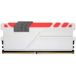 Фото ОЗУ Geil DDR4 16GB (2x8GB) 3200Mhz EVO X White (GEXG416GB3200C16ADC)