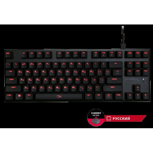 Фото HyperX Alloy FPS Pro Cherry MX Red (HX-KB4RD1-RU/R1) Black
