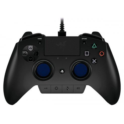 Фото Игровые манипуляторы Razer Raiju for PS4 (RZ06-01970100-R3G1) Black
