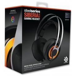 Фото Наушники SteelSeries Siberia Elite (51127) Black