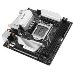 Фото Материнская плата Asus ROG STRIX Z370-I GAMING (s1151, Intel Z370)