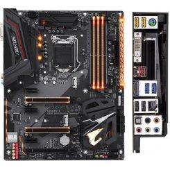 Фото Материнская плата Gigabyte Z370 AORUS Ultra Gaming (s1151, Intel Z370)
