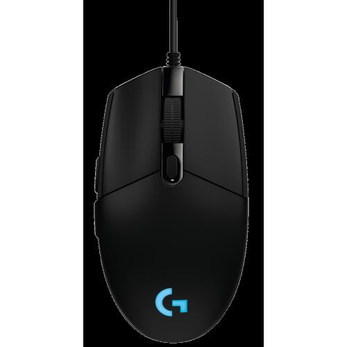 Фото Logitech Gaming Mouse G102 Prodigy (910-004939) Black