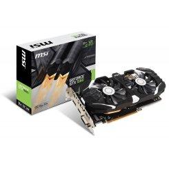 Фото Видеокарта MSI GeForce GTX 1060 6144MB (GTX 1060 6GT V1)