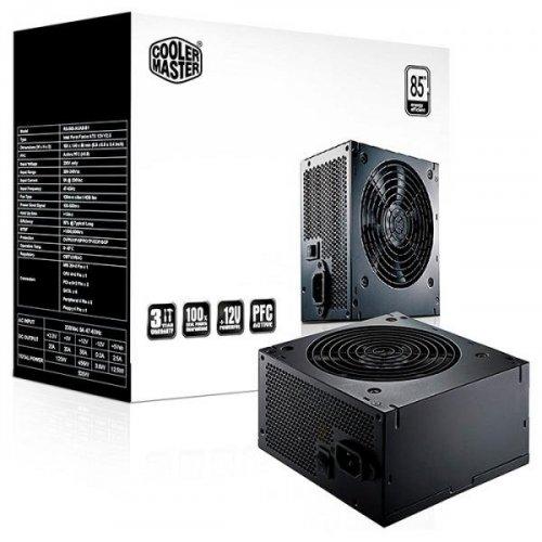 Фото Блок питания Cooler Master B500 Ver.2 500W (RS500-ACABB1-EU)