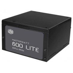 Фото Блок питания Cooler Master MasterWatt Lite 230V 600W (MPX-6001-ACABW-EU)