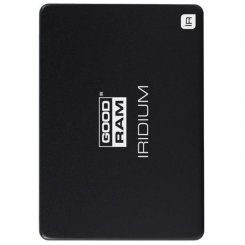 Фото SSD-диск GoodRAM IRIDIUM 60GB 2.5'' MLC (IR-SSDPR-S25A-60)