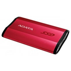 Фото SSD-диск ADATA SE730H Red 256GB USB 3.1(ASE730H-256GU31-CRD)
