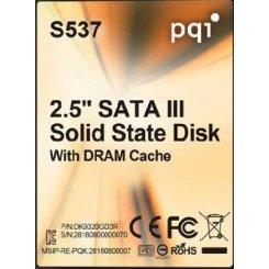 Фото SSD-диск PQI S537 120GB TLC 2.5