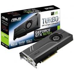 Фото Видеокарта Asus GeForce GTX 1070 TI Turbo 8192MB (TURBO-GTX1070TI-8G)