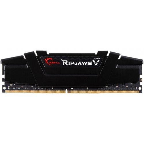 Фото ОЗУ G.Skill DDR4 16GB 3200Mhz Ripjaws V (F4-3200C16S-16GVK)