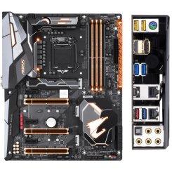 Фото Материнская плата Gigabyte Z370 AORUS Gaming 7 (s1151, Intel Z370)