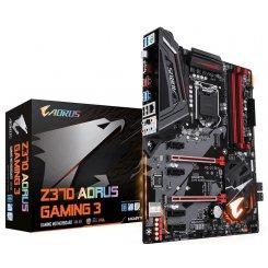 Фото Материнская плата Gigabyte Z370 AORUS Gaming 3 (s1151, Intel Z370)