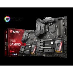 Фото Материнская плата MSI Z370 GAMING M5 (s1151, Intel Z370)