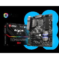 Фото Материнская плата MSI Z370 TOMAHAWK (s1151, Intel Z370)