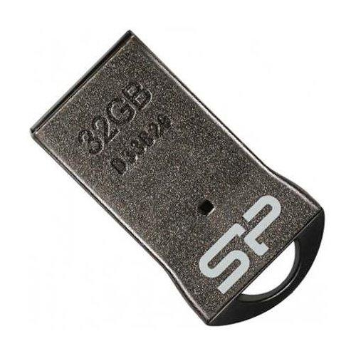 Фото Накопитель Silicon Power Touch T01 32GB Black (SP032GBUF2T01V1K)
