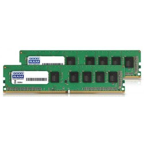 Фото ОЗУ GoodRAM DDR4 8GB (2x4GB) 2400Mhz (GR2400D464L17S/8GDC)