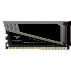 Фото ОЗУ Team DDR4 32GB (2x16GB) 2400Mhz T-Force Vulcan Gray (TLGD432G2400HC15BDC01)