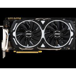 Фото Видеокарта MSI GeForce GTX 1070 TI ARMOR 8192MB (GTX 1070 Ti ARMOR 8G)
