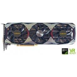 Фото Видеокарта Manli Geforce GTX 1080 TI Gallardo LED 11264MB (M-NGTX1080TIG/5RIHPPP-F372G)