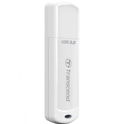 Фото Накопитель Transcend JetFlash 730 USB 3.0 64GB White (TS64GJF730)
