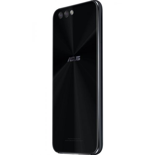 Фото Смартфон Asus ZenFone 4 4/64GB (ZE554KL-1A009WW) + Bumper Black
