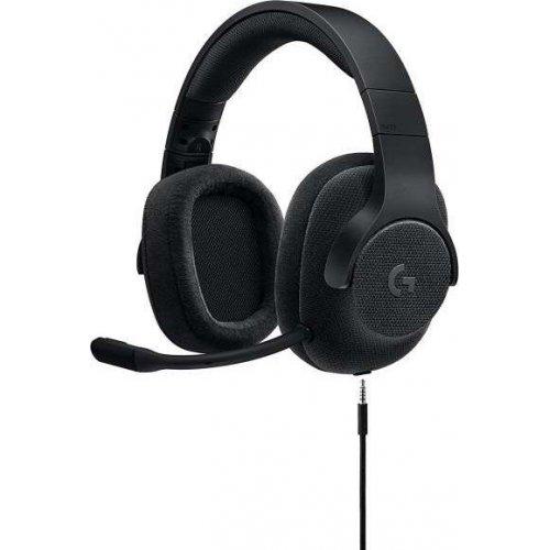 Купить Наушники, Logitech G433 (981-000668) Black