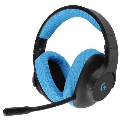 Купить Наушники, Logitech G233 Prodigy (981-000703) Black