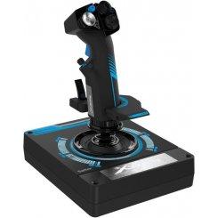 Фото Игровые манипуляторы Logitech X56 H.O.T.A.S. (945-000002) Black