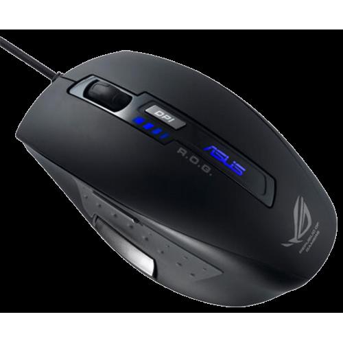 Фото Игровая мышь Asus GX850 (90XB2Y00-MU00000) Black