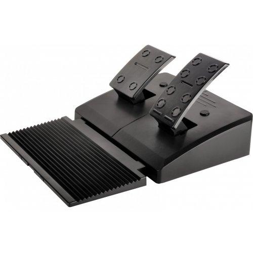 Фото Игровые манипуляторы Speedlink Drift O.Z. Racing Wheel PC (SL-6695-BKOR-01) Black