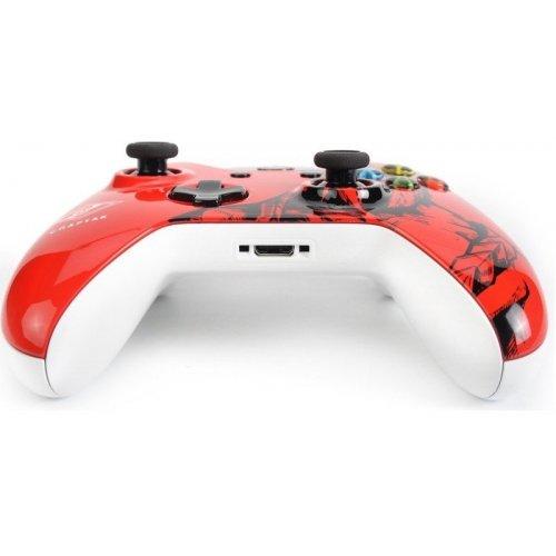 Фото Игровой манипулятор Microsoft Xbox One Wireless Controller Gladiator (RBW-XB014) Red