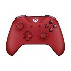 Фото Игровые манипуляторы Microsoft Xbox One Wireless Controller (WL3-00028) Red
