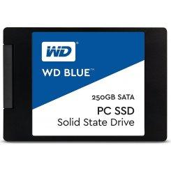 Фото SSD-диск Western Digital Blue TLC 250GB 2.5