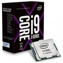 Фото Процессор Intel Core i9-7940X 3.1(4.4)GHz 19.2MB s2066 Box (BX80673I97940X)