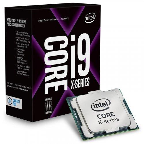 Фото Процессор Intel Core i9-7980XE 2.6(4.4)GHz 24.7MB s2066 Box (BX80673I97980X)