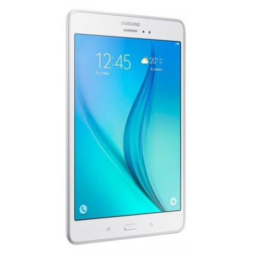 Фото Планшет Samsung Galaxy Tab A T380 8.0 (SM-T380NZSA) 16GB Silver