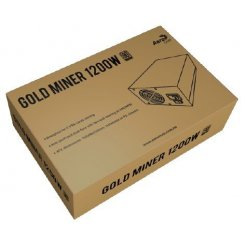 Фото Блок питания Aerocool Gold Miner 1200W (ACPG-GMK2FEY.11)