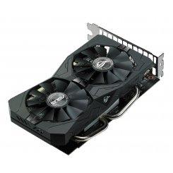 Фото Видеокарта Asus ROG Radeon RX 560 STRIX OC 4096MB (ROG-STRIX-RX560-O4G-EVO-GAMING)