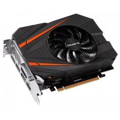 Фото Видеокарта Gigabyte GeForce GTX 1080 Mini ITX 8192MB (GV-N1080IX-8GD)