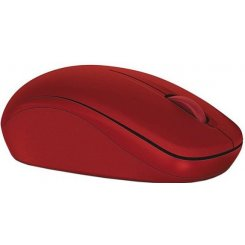 Фото Мышка Dell Wireless Mouse WM126 (570-AAQE) Red