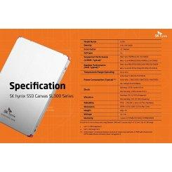 Фото SSD-диск Hynix SL308 TLC 120GB 2.5