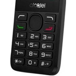 Фото Мобильный телефон Alcatel One Touch 1054D Charcoal Grey